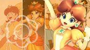 Compilation of Daisy in Smash fanarts!