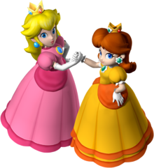 Peach and Daisy MP7.png