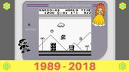 Sarasaland (Super Mario Land) references throughout the years!!
