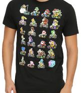 MK8 The Racers shirt