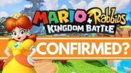 Daisy In Mario Rabbids CONFIRMED?