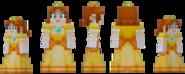 Princess daisy minecraft official skin by michael lol-da3bzco