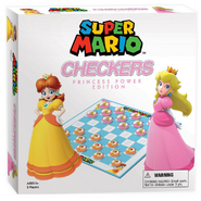 PrincessPowerCheckers