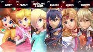 SSBU Who will be the best princess??
