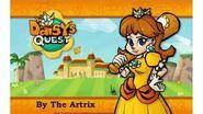 A princess Daisy tribute Fanart gallery 1
