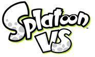 Splatoon Versus Logo