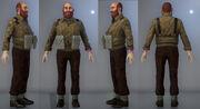Ollie Starkey Character Model
