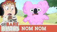 Nom Nom's Best Moments We Bare Bears