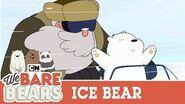 Ice Bear and Yuri We Bare Bears