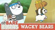 Wacky & Crazy Moments We Bare Bears