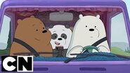 We Bare Bears Movie Announcement (Asia Premiere) 🐻 Cartoon Network