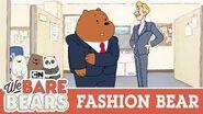 Fashion Bears We Bare Bears