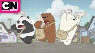 We Bare Bears The Ultimate Paper Route! Cartoon Network