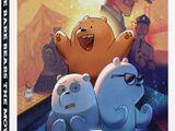 We Bare Bears: The Movie (DVD)