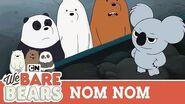 Nom Nom Tricks the Bears We Bare Bears