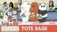 Tote Bag Life We Bare Bears