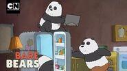 Too Many Pandas I We Bare Bears I Cartoon Network