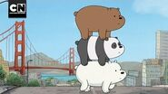 We Bare Bears - Theme Song (SDCC)