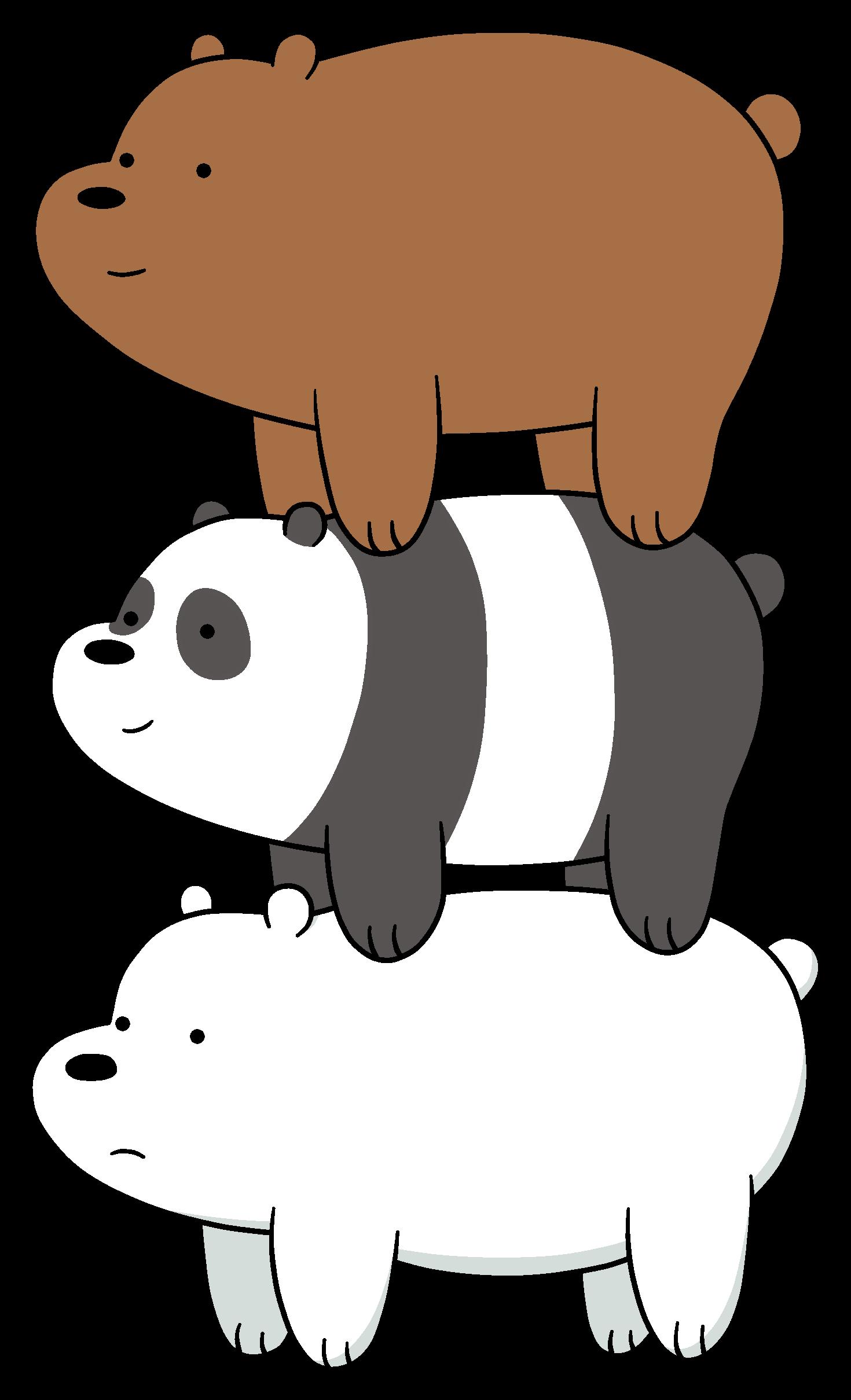 Bear Stack We Bare Bears Wiki Fandom