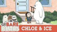 Chloe and Ice Bear We Bare Bears