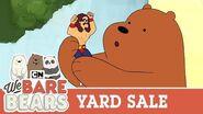 Yard Sale We Bare Bears