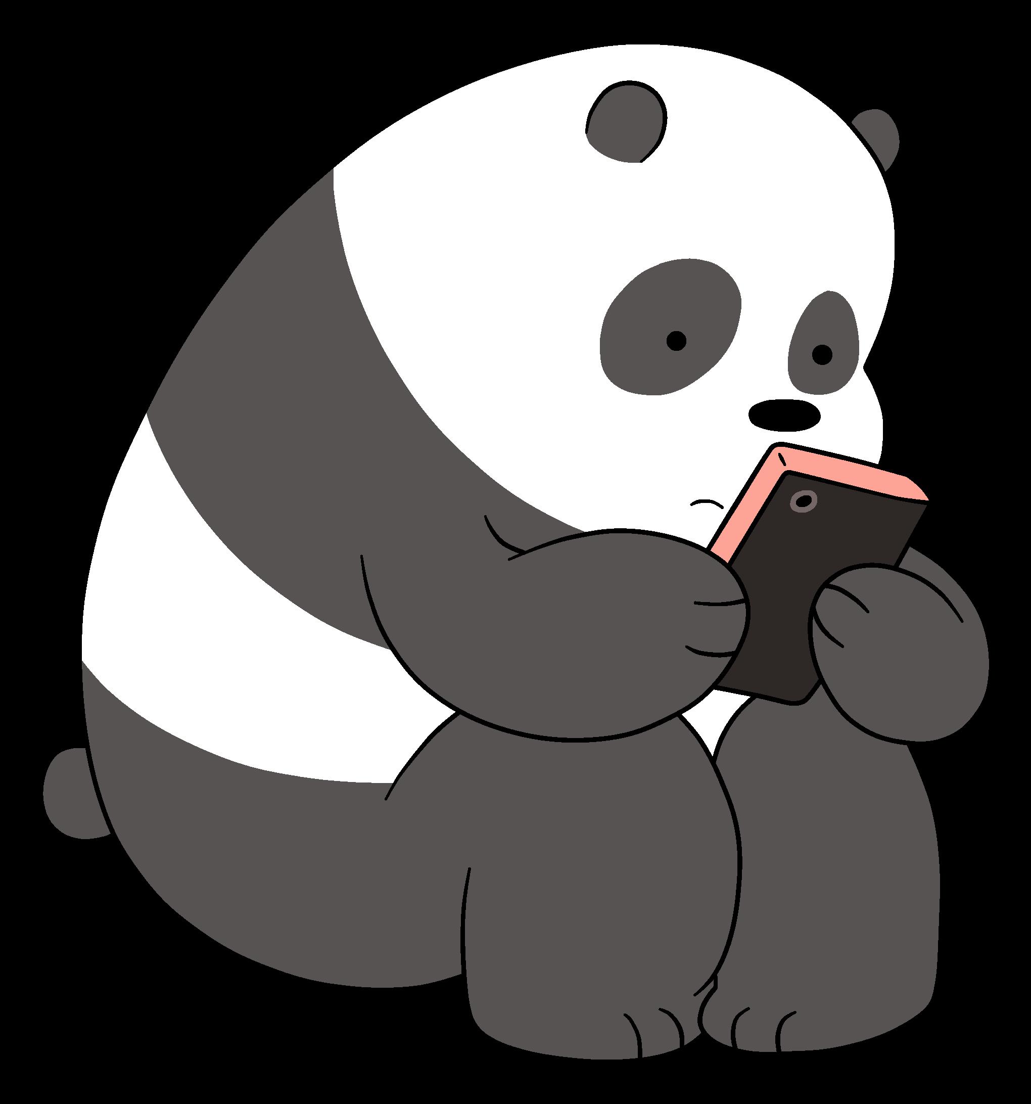 Panda Bear We Bare Bears Wiki Fandom