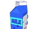 Milk Carton Fridge