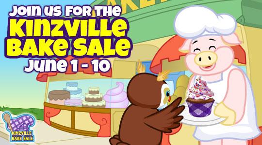 Kinzville Bake Sale
