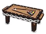 Cool Pooch Pool Table
