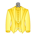 Goldentuxjacket