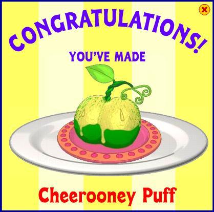 Cheerooney Puff
