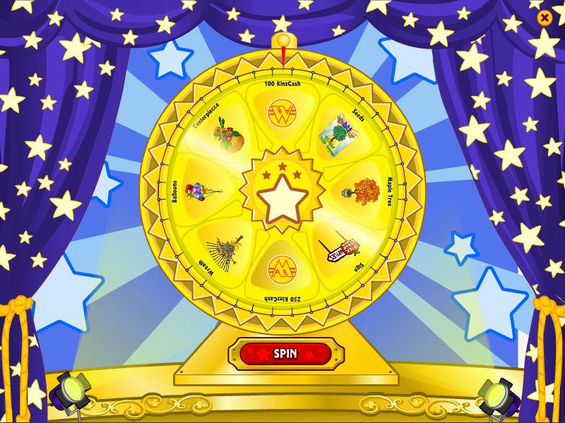 Wheel of Deluxe