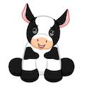 Holstein Cow Virtual