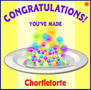 Chortletorte