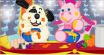 Get Cooking Black and White Cheeky Dog and Whimsy Dragon Webkinz Stadium Contest Newspaper.jpg
