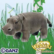 Signature Hippopotamus Plush Pet