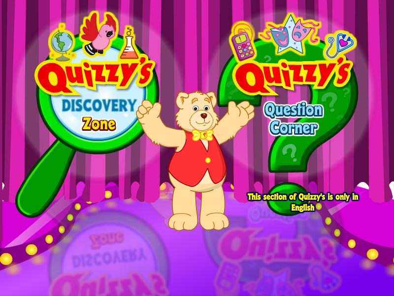 Quizzy's Corner