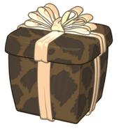 Signature African Wild Dog Gift Box