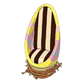 Yellow Easter Egg Chair