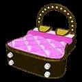Handbag Bed