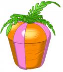 Carrots Bunny Gift Box