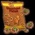 Gingerbreadpretzels