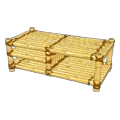 Bamboo Shelving