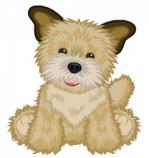 Signature Border Terrier Virtual