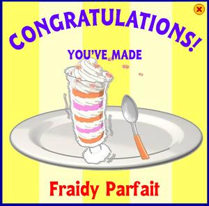 Fraidy Parfait