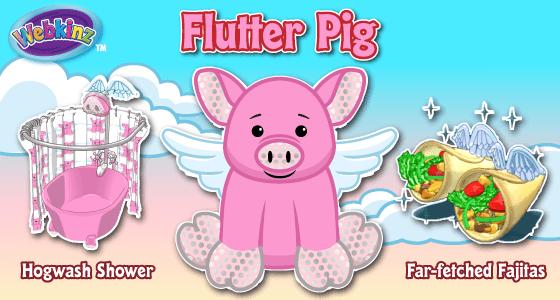 Flutter Pig