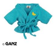 Plush Clothing Terry Robe