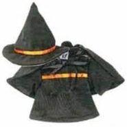 Plush Clothing Witch Costume