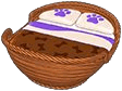 Cocoa Basket Bed