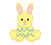Spring Celebration Bunny